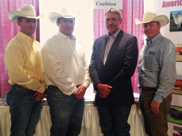 Texas Purebred Cattle Alliance Officers